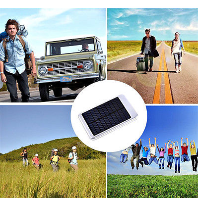 Consumer Electronics Accessories Parts Chargers 80000mAh Dual USB Portable Solar Battery Charger Power Bank For Cell
