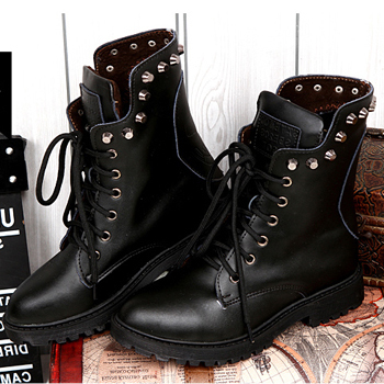 Womens Designer Combat Boots - Boot 2017
