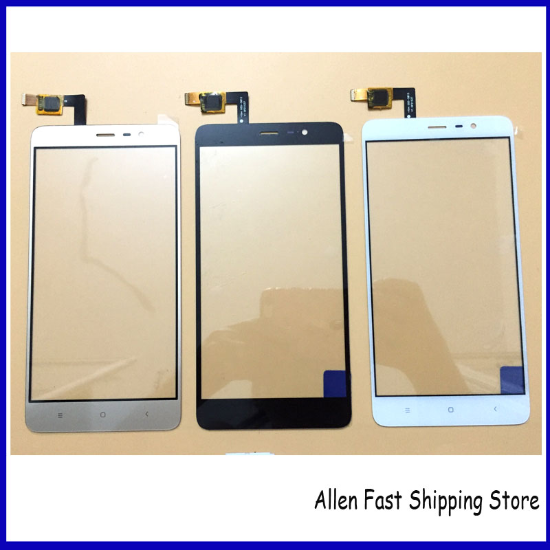 10 pcs/lot, Original New Touch Screen For Xiaomi Redmi Note 3 Touch Panel Digitizer Repair Parts