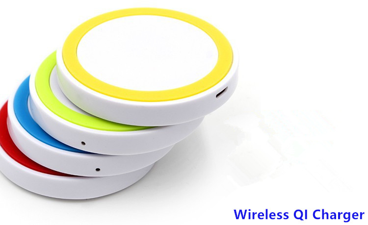 A+ new! 1pc Qi Wireless Charger Power Pad for Nokia Nexus Samsung Galaxy S3 S4 Note2 for iPhone Drop Shipping Wholesale(China (Mainland))