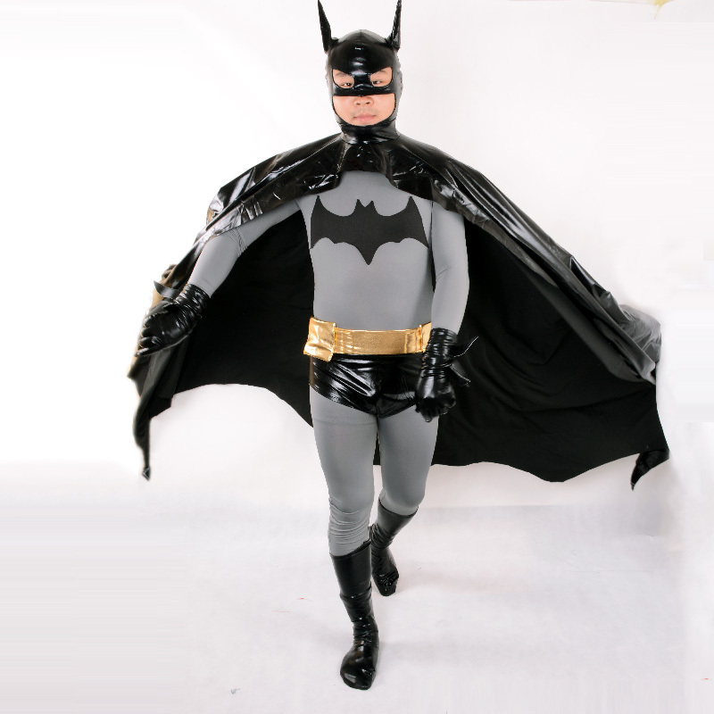 We carry everything from socks to sleep pants to T-shirts and backpacks. Whether you prefer the old campy TV show or any of the movie incarnations of Batman, we have clothing to reflect that. Bring a bit of Gotham to your everyday life with our Batman clothing!