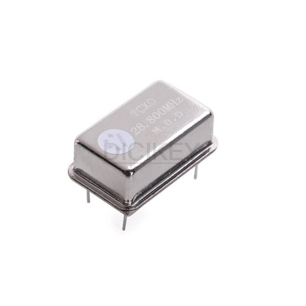 Гаджет  ONE PIECE PRECISION +/-0.3ppm 28.8MHz 28.800MHz 28.8M DIP TCXO (Support bulk orders) None Электронные компоненты и материалы