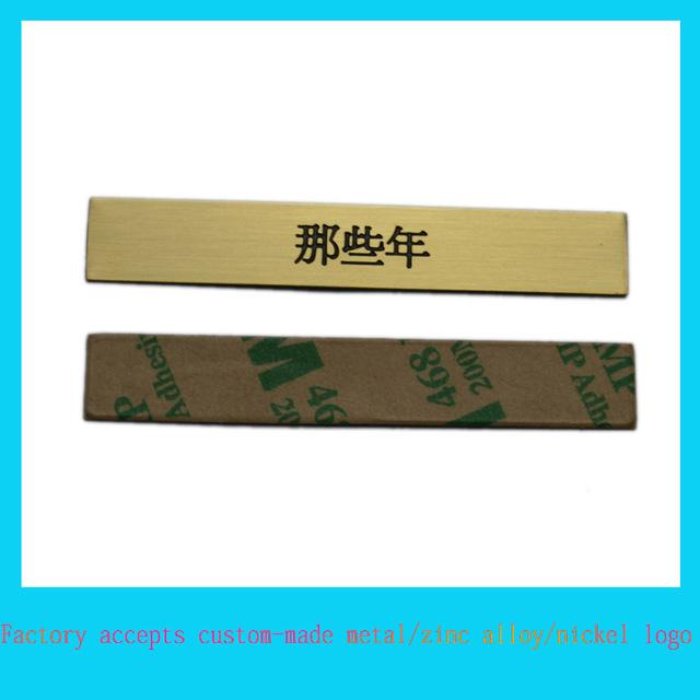 yves saint laurent wallets - custom blank men/women metal tags wholesale zinc gold metal alloy ...