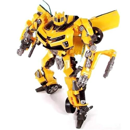 Action Toys For Boys : Action figures toys for boys kids a weapons bumblebee