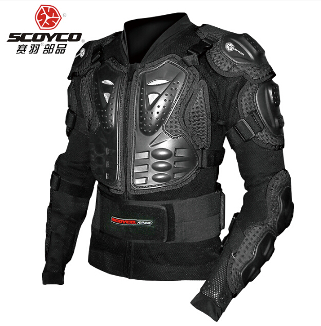 Scoyco AM02 Motocross Armour Full Protector Gears Racing Protective Motorcycle Armor Body CL235704(China (Mainland))