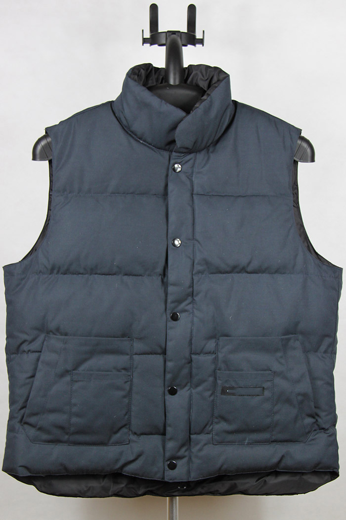 Brand New Mens Freestyle Real Feather goose Down Vest(China (Mainland))
