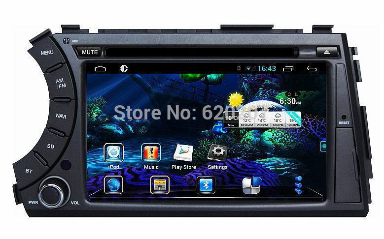 SSANGYONG Actyon/Kyron/Tradie Android 4.4 CAR DVD player navigation,Capacitive and multi-touch screen,3g, wifi,GPS support OBD(China (Mainland))
