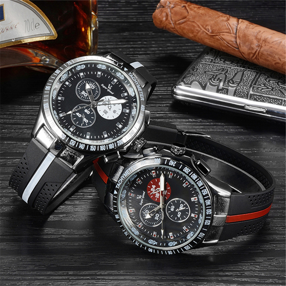 Men s new senior watch 2016 V6 watch brand High quality high end watches leisure fashion