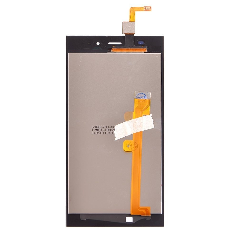 High Quality Repair Parts For xiaomi 3 m3 mi3 LCD Display Touch Screen Digitizer For Replacement mi3 Cellphone Display Assembly