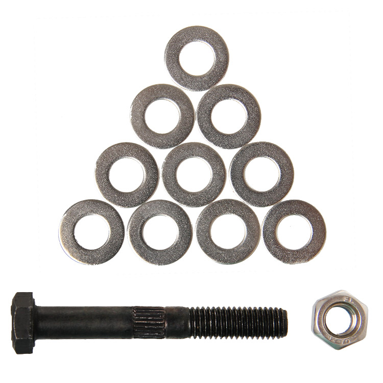 Geeetech Hobbed Bolt M8 55MM kits for Extruder tools for 3d printer