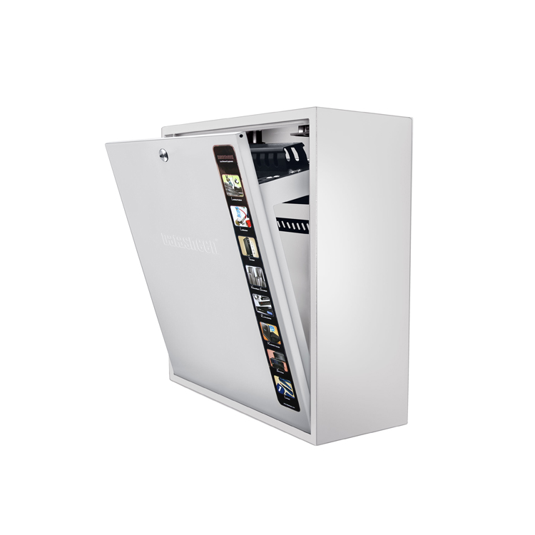 Buy 4u Shelf Cabinet Hanging Wall Cabinets Small Rack