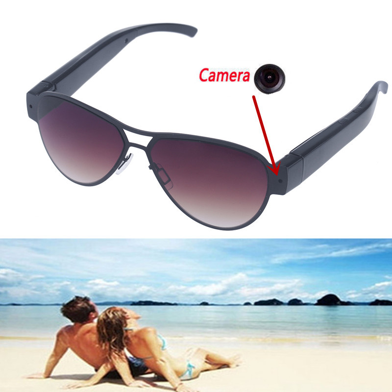 1080p Clear Fashion Glasses Camera HD P Clear Glasses