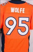 best quality,Mens 58 Von 22 C.J. 10 Emmanuel 12 Paxton Trevor elite jersey(China (Mainland))
