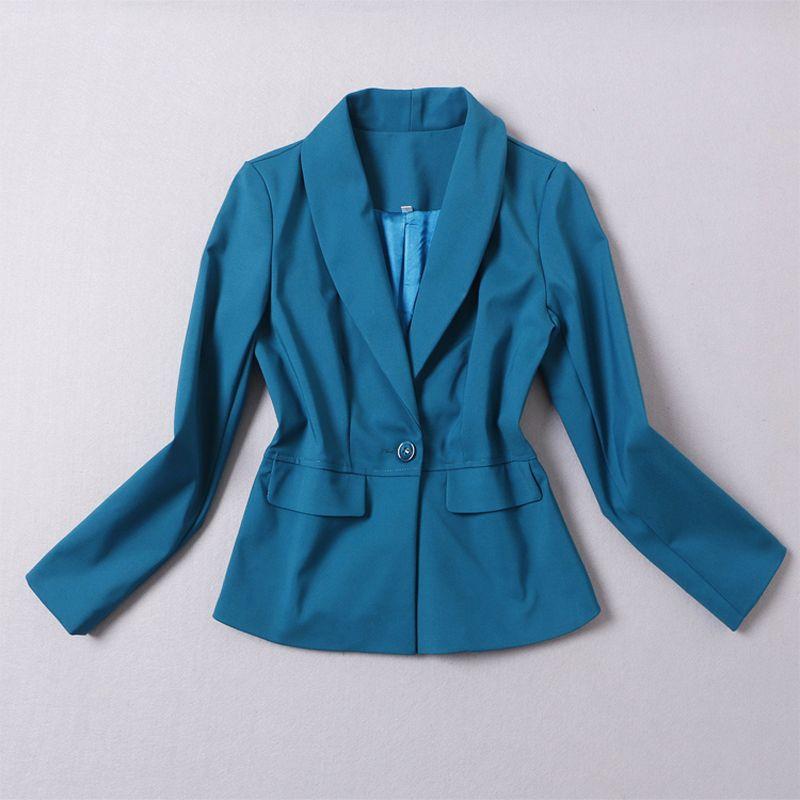 Высокое качество 2015 новая осень впп мода бренд элегантный с длинным рукавом пиджаки карандаш twinset девушку комплект костюмы LKHA163