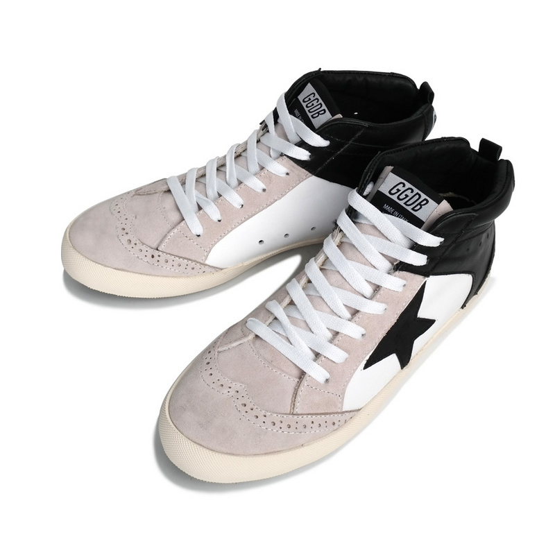 Женские кеды Golden Goose Deluxe Marca Italiana GGDB Golden Goose Deluxe Brand 2016 new italy deluxe brand golden goose uomo donna casual ggdb fashion handmade original box shoes high quality eur 34 46