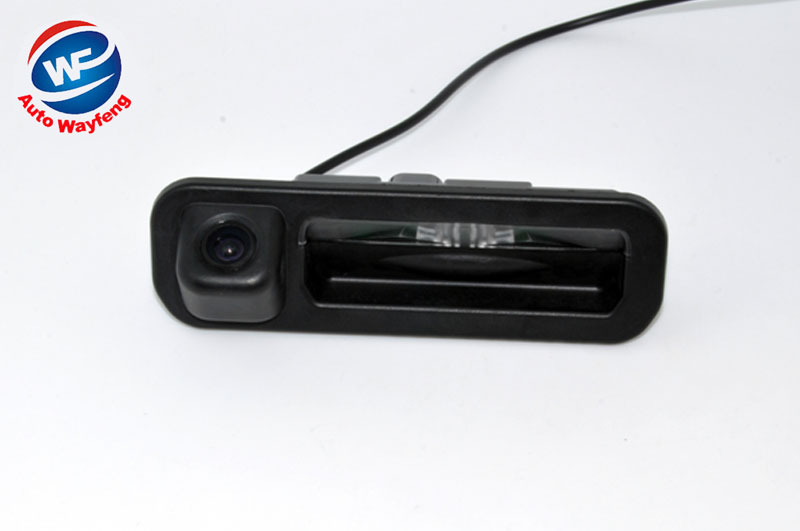 Auto Backup Rear View Parking Kit CCD Car Reverse Car Camera Rearview Rear View reversing parking camera for Ford Focus 2012(China (Mainland))