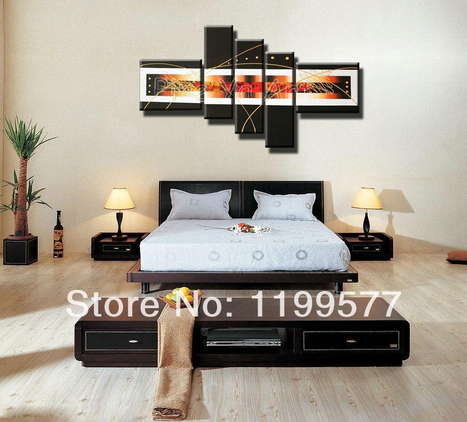 Online get cheap zwarte moderne slaapkamer set  aliexpress.com ...