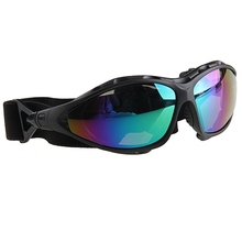 Gafas Moto Matte-black Frame Colorful Lens Outdoor Sports Goggles Glasses for Unisex Adult Motorcycle Motocross Eyewear Oculos(China (Mainland))
