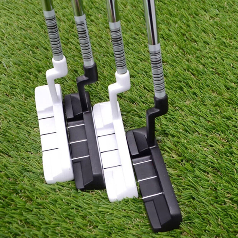 New Brand Top Quality Golf Putter Clubs For Men And Women Stainless Steel Zinc Alloy Beginnerdriver Club Exercise 35''/34''(China (Mainland))