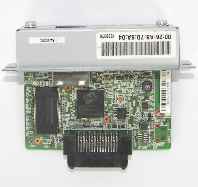FOR EPSON UB-E03 M252A Ethernet Interface Card TM Receipt Printer(China (Mainland))