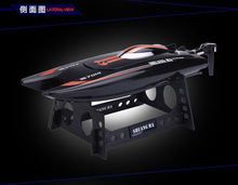 Rc Boat 7014 2.4G high-speed 25km/h rc boat toys Speedboats Model Electric Remote Control Gift for Children(China (Mainland))