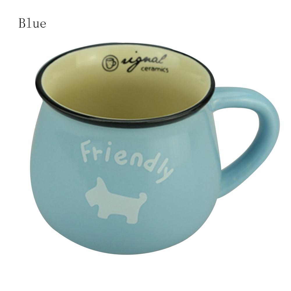 fashion gift ceramic mug new vintage heating milk cup tea. Black Bedroom Furniture Sets. Home Design Ideas