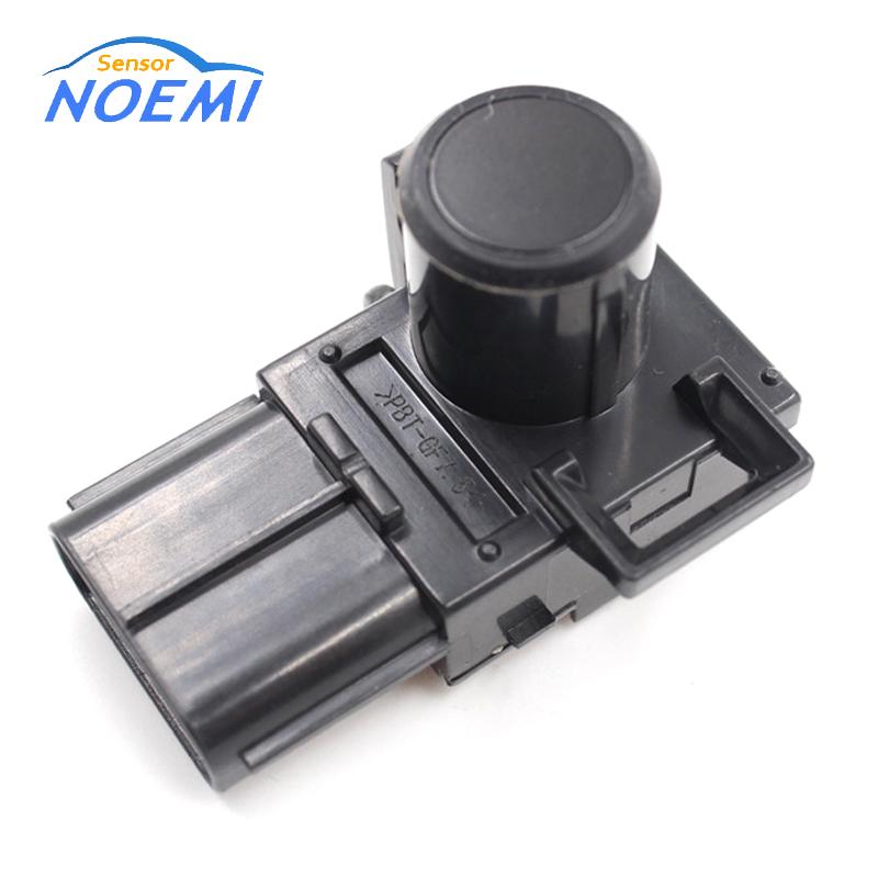 Free shipping 89341-33160-C0 Reversing Sensor Wireless Front And Rear Parking Sensors For Toyota Lexus 89341-33160 Black White(China (Mainland))