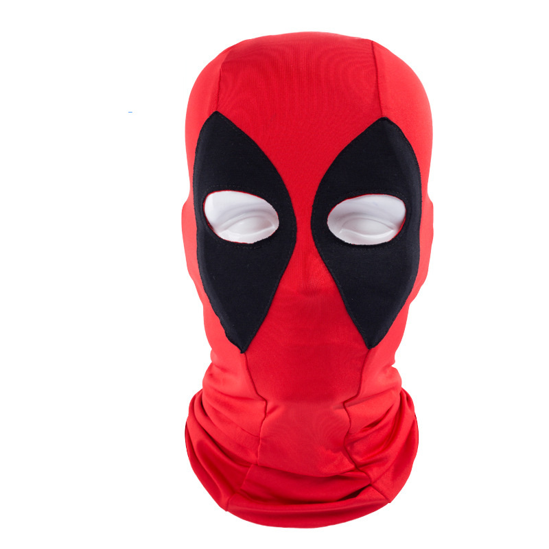 2016 New X-Men Deadpool Balaclava Halloween Costume Hood Cosplay Full Face MaskОдежда и ак�е��уары<br><br><br>Aliexpress