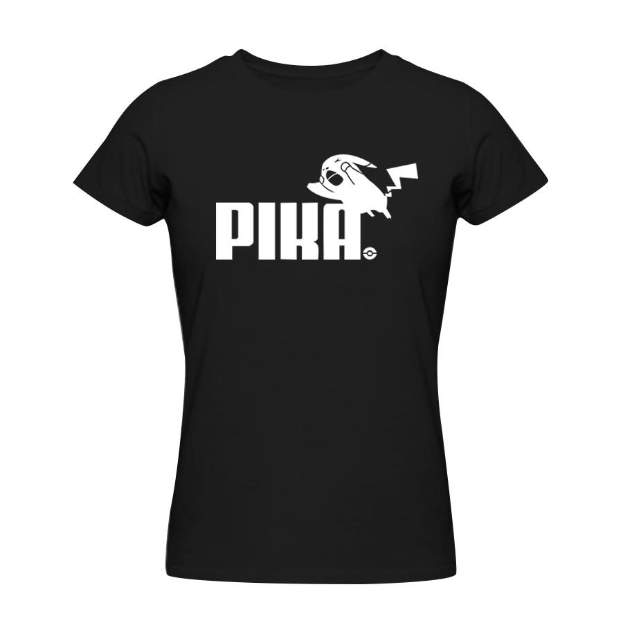 Summer T Shirts For Women Pika Pokemon Top Tees Short