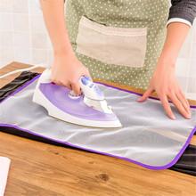 High Temperature Ironing Cloth Ironing Insulation Pad Against Hot Ironing Mattress Protective(China (Mainland))
