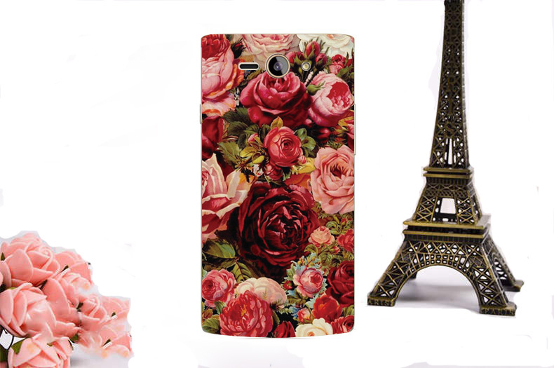 For Philips S388 Phone Case ,New Fashion Hard Paint Plastic Phone Case For Philips S388 Shell Covers