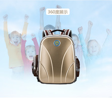 Kids trolley School bag Rolling Luggage 2-6 grade burden of removable children bags trolley bags Boys Grils Travel Bag(China (Mainland))
