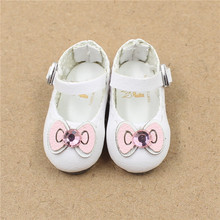 Doll Accessories shoes for blyth doll 1/6 30cm gift toy bjd neo bow-knot kitty lady style 2.5cm(China (Mainland))
