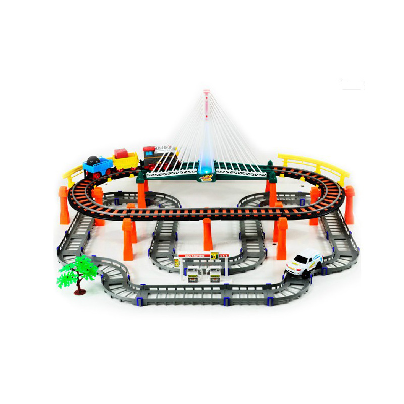 Electronic Toys For One Year Olds : New real slot abs slotthomas rail train and car