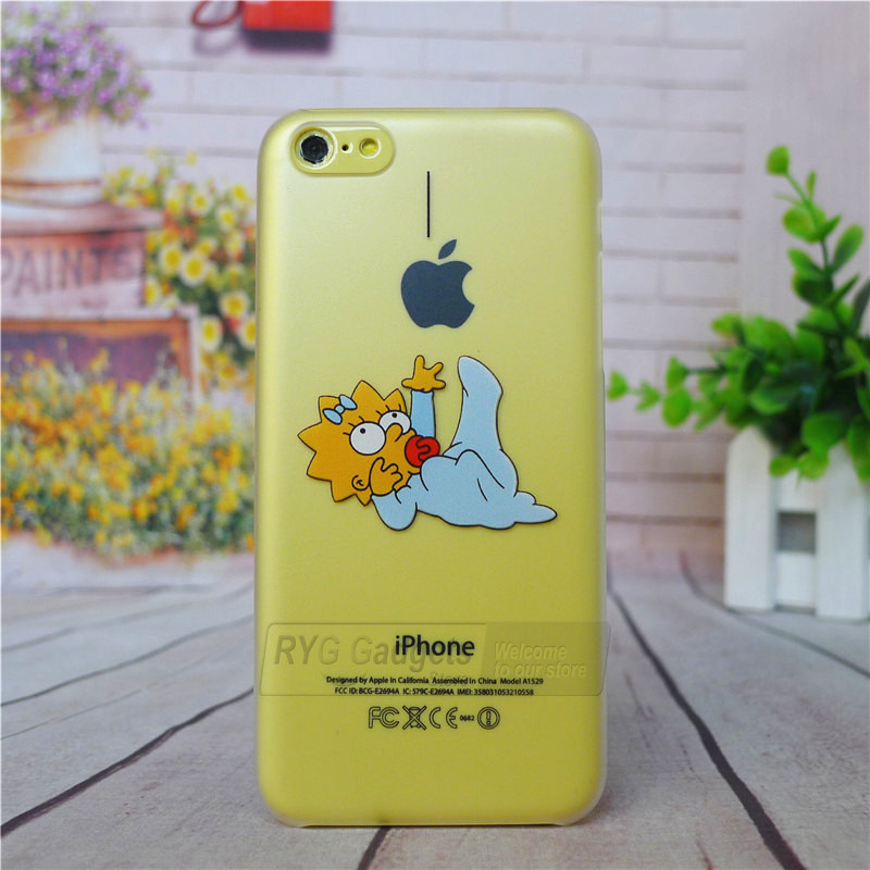 2016 Grind Arenaceous Cases For Apple iphone 5C Case For iPhone5c Shell Snow White Anna Mermaid Ariel Cinderella Girl Cover