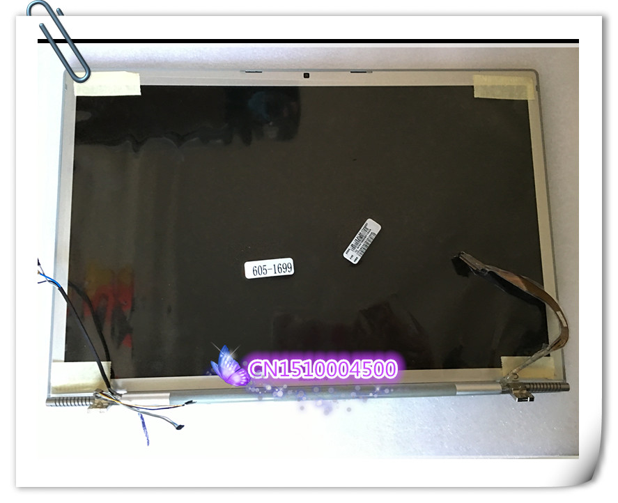 Tested LCD LED Screen Display Assembly for Apple MacBook Pro 17 A1229 2007 593-0746<br><br>Aliexpress