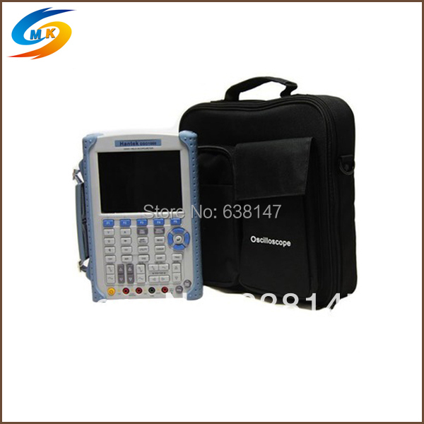 Hantek DSO1060 2 Channels Portable Handheld Digital Storage Oscilloscope Scope Meter(China (Mainland))