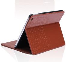 Бесплатная чунг-шинг-крыло картины аллигатора искусственная кожа флип чехол для Ipad air держатель смарт-чехол полной защиты капа для Apple Ipad 5 A1474 A1475