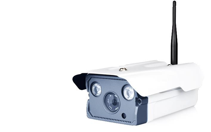 WIFI hotspot wireless waterproof night vision surveillance cameras array camera card machine Million high-definition(China (Mainland))