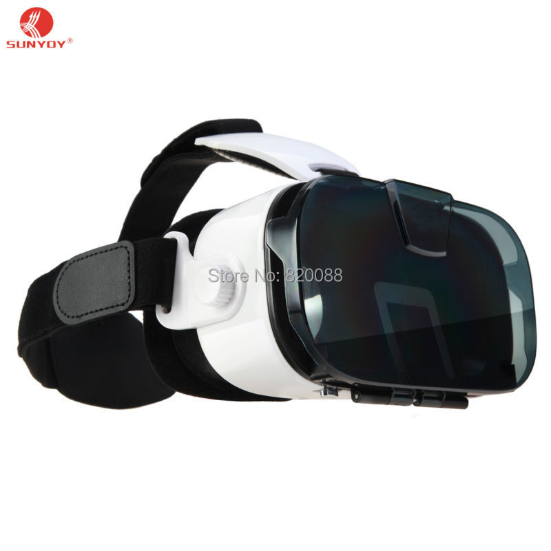 New Arrival 3D VR Glasses, Virtual reality headset For IOS, Android, Microsoft & PC phones Series within 4.0 - 6.5 Inches(China (Mainland))