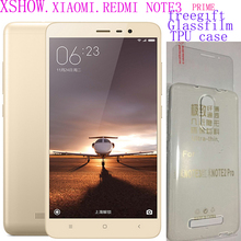 freegift Original Xiaomi Redmi Redrice Note 3 MTK Helio X10 5.5 Inch  3G Ram 32G Rom 1080p HD  5MP 13MP Camera  4000mAh Freeship(China (Mainland))