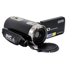 FHD 1080P Digital Video camera fotografica Camcorder Wide Angle Macro Fisheye Shooting 24M Touch Remote DV DVR filmadora HDMI(China (Mainland))