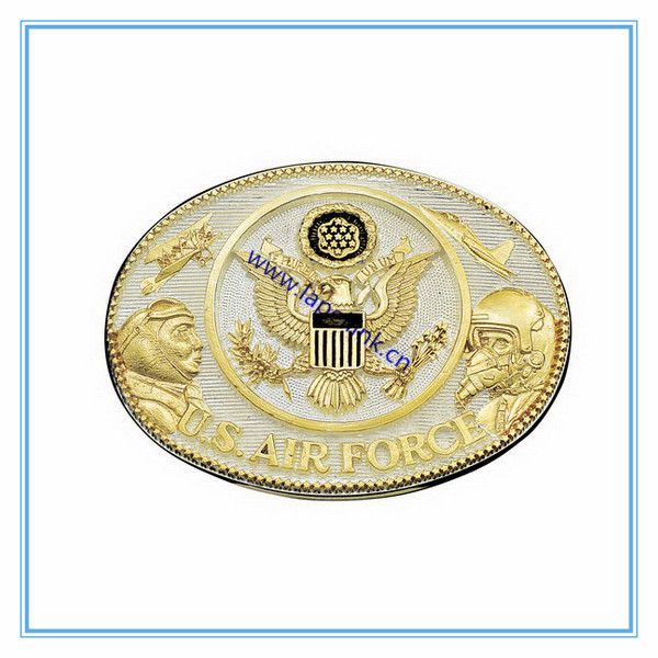Three-dimensional American eagle air force belt buckle, three-dimensional belt buckle customization(China (Mainland))