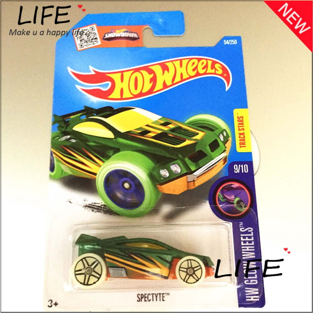 2016 Free Shipping Hot Wheels spectyte Car Models Metal Diecast Cars Collection Kids Toys Vehicle For Children Juguetes(China (Mainland))