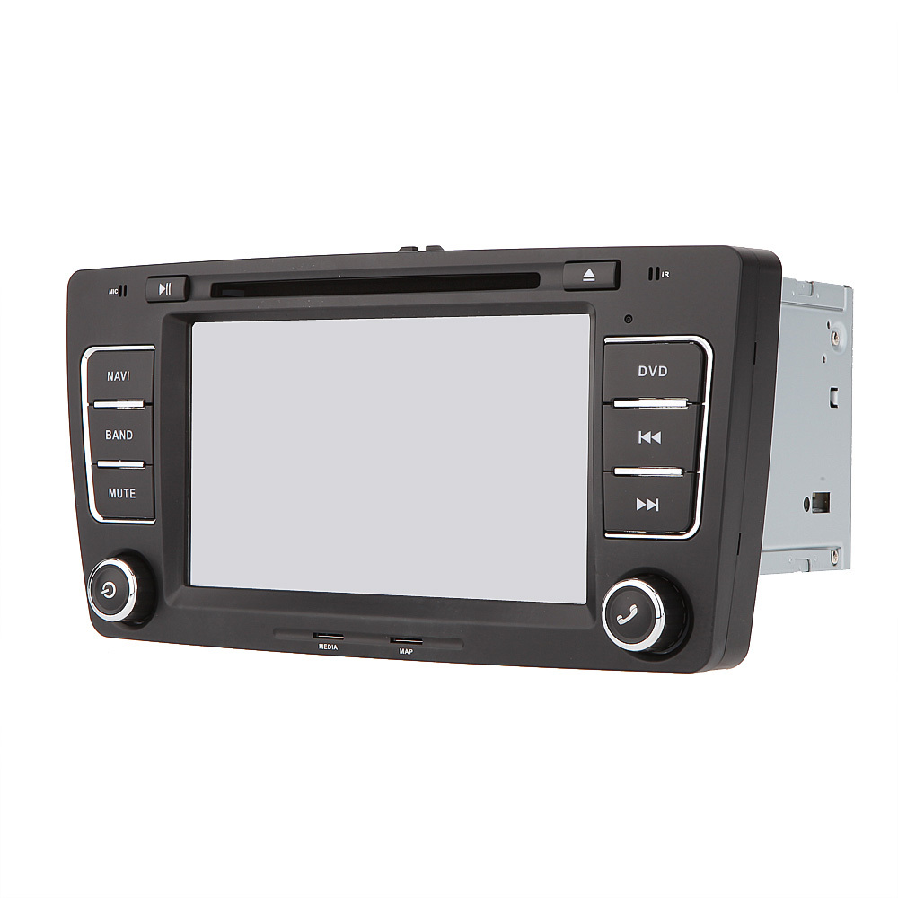 7 Car DVD Player GPS Navigation 2 Din in Dash Car Radio Bluetooth Car Audio Stereo