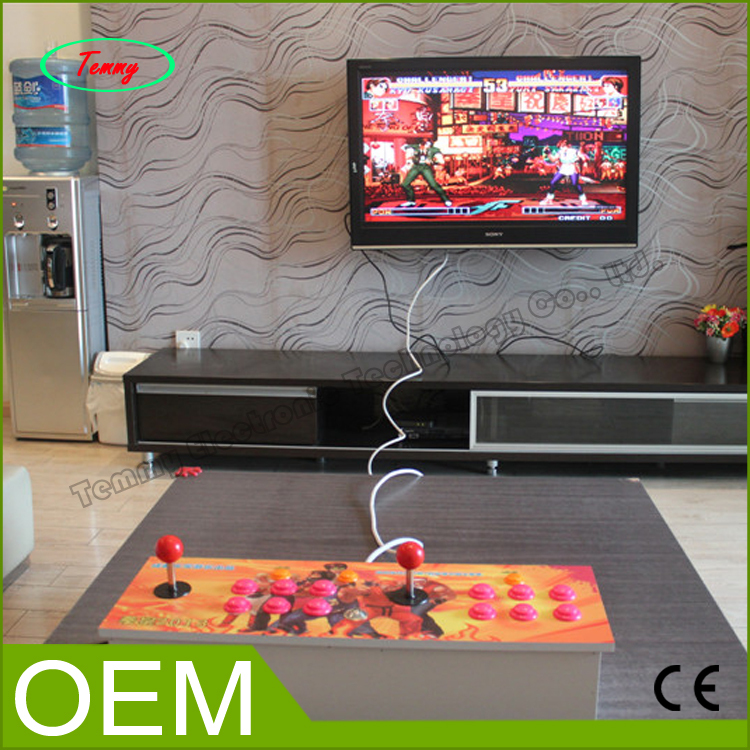 2015 New DIY arcade joystick machine with 540 different games in 1 game board<br><br>Aliexpress