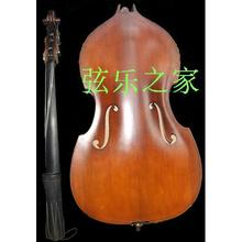 bass new 3/4 UPRIGHT Double Bass nice tone Ebony fingerboard(China (Mainland))
