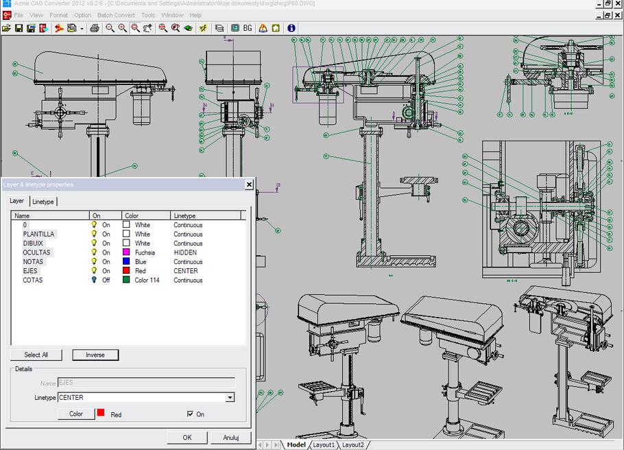 Acme CAD Converter 2015 8.7.0.1440 Multilingual + Portable(China (Mainland))