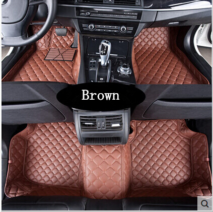 Custom special floor mats for Toyota Corolla EX 2013 waterproof non-slip carpets for Corolla EX 2012-2004(China (Mainland))