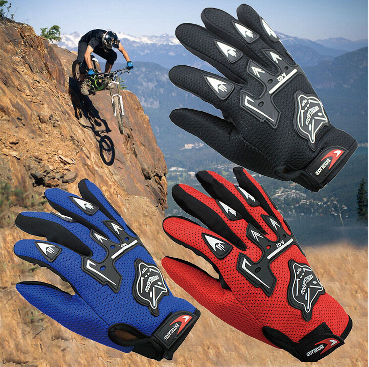 New hot sale GEL Bike Bicycle Gloves Full Finger Motocross Riding Dirt Bike BMX Cycling Biking Gloves<br><br>Aliexpress